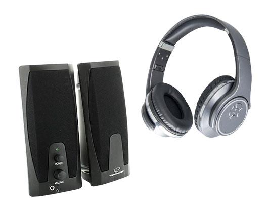 Ακουστικά / Ηχεία