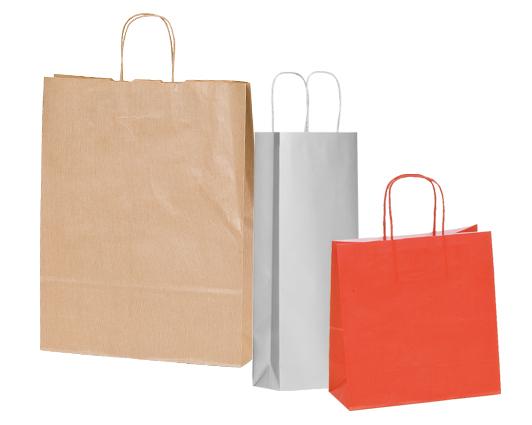 Σακούλες Συσκ. Χάρτινες