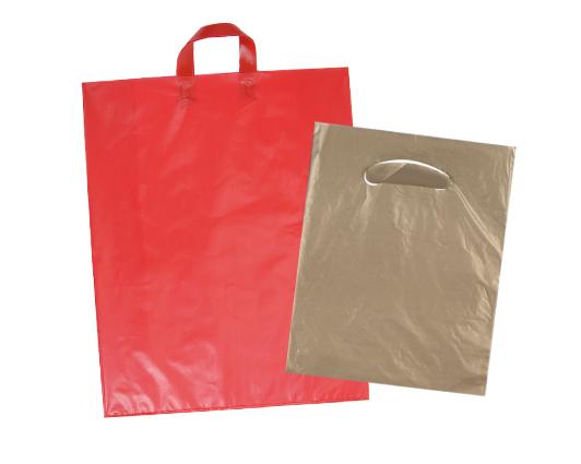 Σακούλες Συσκ. Πλαστικές