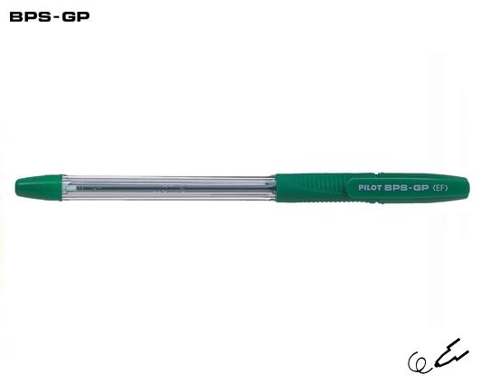 PILOT ΣΤΥΛΟ BPS-GP EXTRA FINE 0.5mm ΠΡΑΣΙΝΟ 12T.
