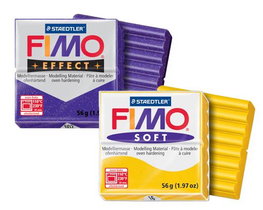 Fimo Soft / Effect