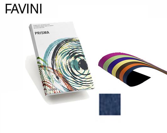 FAVINI ΧΑΡΤΟΝΙ 50x70  220gr BLUE BLACK Νο23