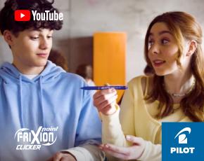 Γιορτάζουμε τα 100 xρόνια Pilot!