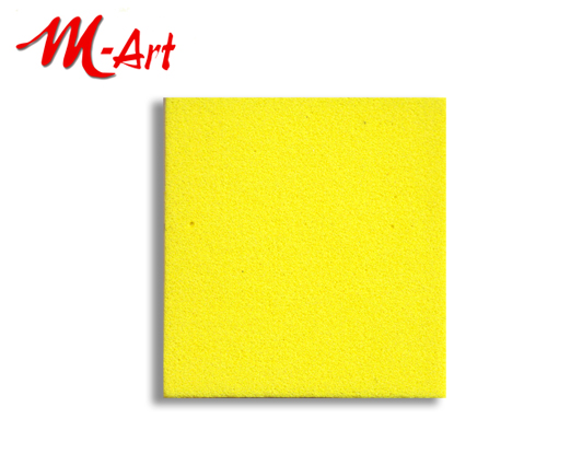 METRON ART ΧΑΡΤΟΝΙ ΑΦΡΩΔΕΣ 30x40 1.8mm ΚΙΤΡΙΝΟ 10Τ.
