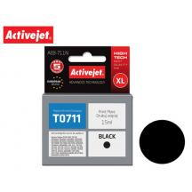 ACJ INK ΓΙΑ EPSON #T0711/#T0891 BLACK AEB-711N 15ml (Ν)
