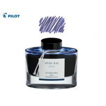 PILOT ΜΕΛΑΝΙ ΠΕΝΑΣ IROSHIZUKU 50cc SHIN-KAI BLUE