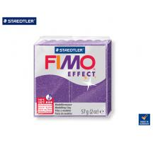STAEDTLER ΠΗΛΟΣ 57gr FIMO EFFECT GLITTER PURPLE