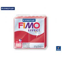 STAEDTLER ΠΗΛΟΣ 57gr FIMO EFFECT METALLIC RUBY RED