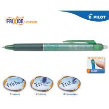 PILOT ΣΤΥΛΟ FRIXION CLICKER 0.5mm ΠΡΑΣΙΝΟ 12Τ.