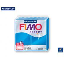 STAEDTLER ΠΗΛΟΣ 57gr FIMO EFFECT BLUE TRANSLUCENT