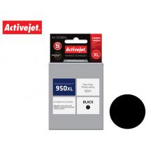 ACTIVEJET INK ΓΙΑ HP #950XL BLACK CN045AE AH-950BRX 80ml (Α)