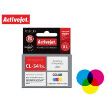 ACTIVEJET INK ΓΙΑ CANON #CL-541XL TRICOLOR AC-541RX 18ml (Α)