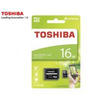 TOSHIBA ΜΝΗΜΗ MICRO SDHC ΜΕ ΑΝΤΑΠΟΡΑ SD 16GB
