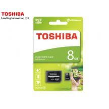 TOSHIBA ΜΝΗΜΗ MICRO SDHC ΜΕ ΑΝΤΑΠΟΡΑ SD 8GB
