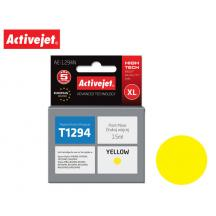 ACJ INK ΓΙΑ EPSON #T1294 YELLOW AE-1294N 15ml (Ν)