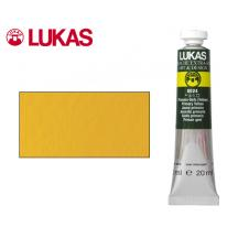 LUKAS ΤΕΜΠΕΡΑ 20ml CADMIUM YELLOW MID 6Σ.