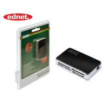 DIGITUS CARD READER USB 2.0 ALL IN ONE ΜΑΥΡΟ