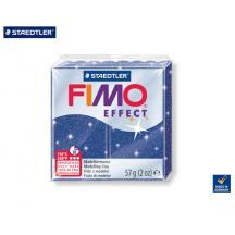 STAEDTLER ΠΗΛΟΣ 57gr FIMO EFFECT GLITTER BLUE