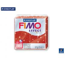 STAEDTLER ΠΗΛΟΣ 57gr FIMO EFFECT GLITTER RED