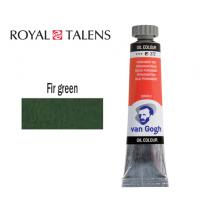 TALENS ΧΡΩΜΑ ΛΑΔΙΟΥ 20ml V.GOGH FIR GREEN 3Σ.