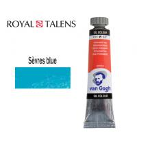 TALENS ΧΡΩΜΑ ΛΑΔΙΟΥ 20ml V.GOGH SEVRES BLUE 3Σ.