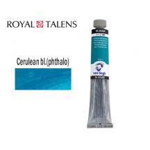 TALENS ΧΡΩΜΑ ΛΑΔΙΟΥ 60ml V.GOGH CERULEAN BLUE PHTH. 3Σ.