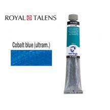 TALENS ΧΡΩΜΑ ΛΑΔΙΟΥ 60ml V.GOGH COBALT BLUE ULTR. 3Σ.