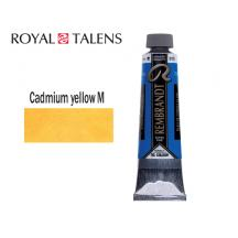 TALENS ΧΡΩΜΑ ΛΑΔΙΟΥ 40ml REMBR. CADMIUM YELLOW MEDIUM 3Σ.