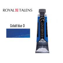 TALENS ΧΡΩΜΑ ΛΑΔΙΟΥ 40ml REMBR. COBALT BLUE DEEP 3Σ.