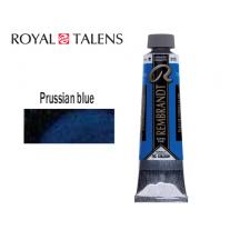 TALENS ΧΡΩΜΑ ΛΑΔΙΟΥ 40ml REMBR. PRUSSIAN BLUE 3Σ.
