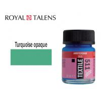 TALENS ΧΡΩΜΑ ΓΙΑ ΥΦΑΣΜΑ 16ml AMS DECO TURQUOISE OPAQUE 3Τ.