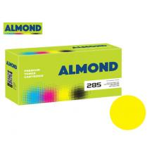 ALMOND TONER ΓΙΑ HP #CE312A YELLOW 1.000Φ. (Ν)