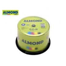 ALMOND CD-R 700MB 52X 50Τ. CB
