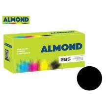 ALMOND TONER ΓΙΑ HP #Q5949A/#Q7553A BLACK 3.000Φ. (Ν)
