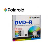 POLAROID DVD-R 4,7GB 16X 10Τ. SLIM