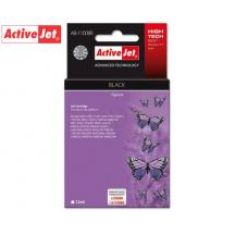 ACJ INK ΓΙΑ BROTHER #LC-1100/#980 BLACK ABR-1100BK 12ml (Α)