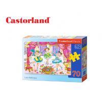 CASTORLAND ΠΑΖΛ 70Τ. 23x16,5cm LITTLE BALLERINAS