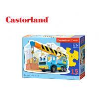 CASTOR ΠΑΖΛ 15Τ. 23x16,5εκ. FUNNY CRANE TRUCK