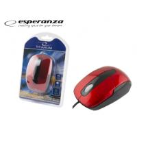 ESPERANZA ΠΟΝΤΙΚΙ USB TITANUM TM-108R ΚΟΚΚΙΝΟ