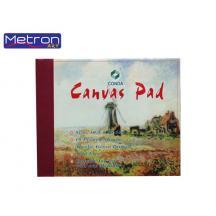METRON ART ΜΠΛΟΚ ΜΕ ΦΥΛΛΑ ΚΑΜΒΑ 22x30cm10Φ. A11801