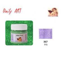 DAILY ART ΠΑΣΤΑ GLITTER 50 ml IRIS