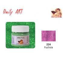 DAILY ART ΠΑΣΤΑ GLITTER 50 ml FUCHSIA
