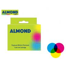 ALMOND ΙΝΚ ΣΥΜΒ. ΜΕ HP #901 TRICOLOR 12ml (A) #CC656AE