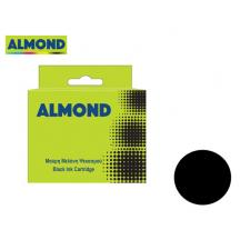 ALMOND ΙΝΚ ΣΥΜΒ. ΜΕ HP #364 BLK 20ml (A) #CN684EE