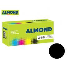 ALMOND TONER LASER ΓΙΑ CANON #725 BLACK 1.600Φ. (A)
