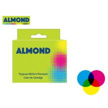 ALMOND ΙΝΚ ΣΥΜΒ. ΜΕ HP #301 TRICOLOR 10ml (A) #CH562EE