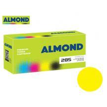 ALMOND TONER ΓΙΑ HP #Q6002A YELLOW 2.000Φ. (N)