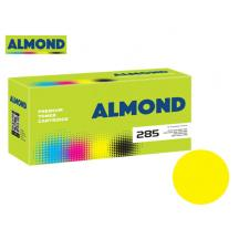 ALMOND TONER ΓΙΑ HP #CC532A/#CE412A YELLOW 2.800Φ. (N)