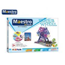 MAESTRO ΠΑΖΛ 3D 49Τ. 17x12x13,5cm FERRIS WHEEL