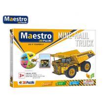 MAESTRO ΠΑΖΛ 3D 68Τ. 21,5x13x11,5cm TRUCK